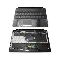 Vrchný kryt - palmrest s klávesnicou pre SAMSUNG RC510 RC520