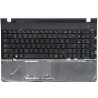 Vrchný kryt – palmrest s klávesnicou SAMSUNG NP300E5A NP300E5C NP300E5Z
