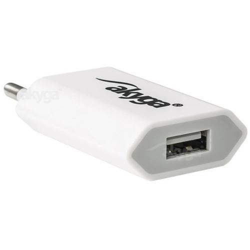 Nabíjačka USB 5W BIELY