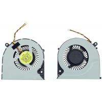 Ventilátor pre TOSHIBA Satellite C850 C855 C875 C870 L850 L870 3pin