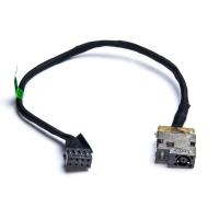 DC konektor pre HP ENVY 15-G 15-R 245 250 G3 + kábel