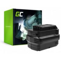 Batéria pre náradie DeWalt (3Ah 24V) DE0240 DE0241 DE0243 DC222KA DC223KA DC224KA DW006 DW008 DW017